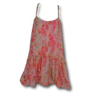 Abercrombie & Fitch Dresses - Abercrombie & Fitch Spagetti Floral Sun Dress L